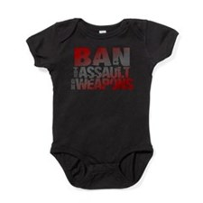 Ban Assault Weapons Baby Bodysuit