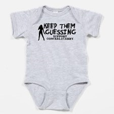 Keep Them Guessing - Support Conceal & Carry Baby