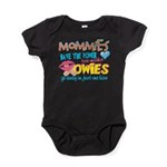 Just One Kiss Baby Bodysuit