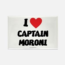 I Love Captain Moroni - LDS Clothing - LDS T-Shir