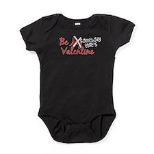 somebodyelse.png Baby Bodysuit