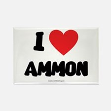 I Love Ammon - LDS Clothing - LDS T-Shirts Rectang