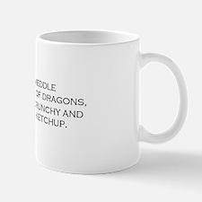 Leave the Dragons Alone Mug