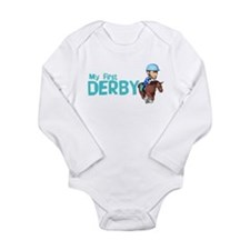 My First Derby Body Suit