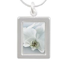 White Orchid Necklaces