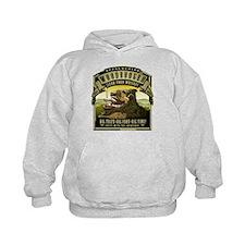Appalachian Woodbooger Clear Corn Whiskey Hoodie