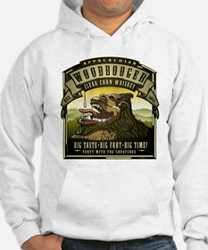 Appalachian Woodbooger Clear Corn Whiskey Hoodie