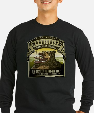 Appalachian Woodbooger Clear Corn Whiskey T