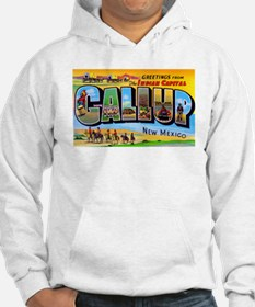 Gallup New Mexico Greetings (Front) Hoodie