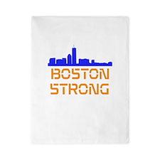 Boston Strong Skyline Twin Duvet