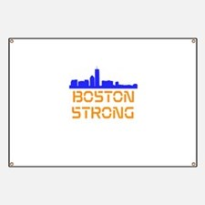 Boston Strong Skyline Banner