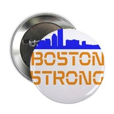 """Boston Strong Skyline 2.25"""" Button (100 pack)"""