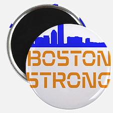 Boston Strong Skyline Magnet