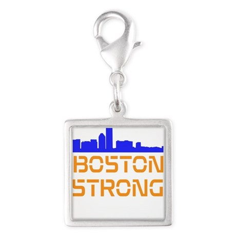 Boston Strong Skyline Charms