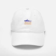 Boston Strong Skyline Baseball Baseball Baseball Cap