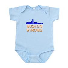 Boston Strong Skyline Body Suit