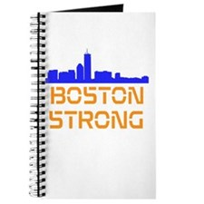 Boston Strong Skyline Journal