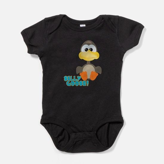 silly goose.png Baby Bodysuit