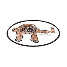 Ankylosaurus Patches