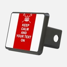 Lacrosse Keep Calm and ???? On Hitch Cover