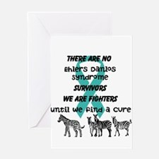Ehlers-Danlos Syndrome Awareness Greeting Card
