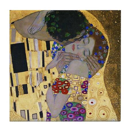 Kiss Tile Coaster (Ver.2)