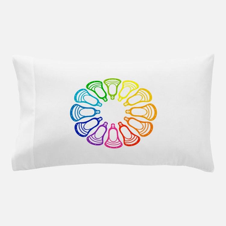 Lacrosse Spectrum Pillow Case