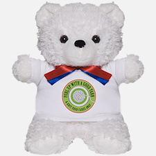 Purl Up Teddy Bear