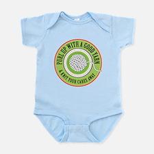 Purl Up Infant Bodysuit