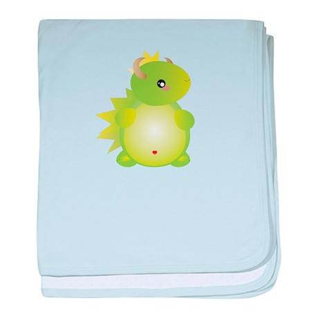 DragonB Character baby blanket