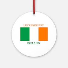 Letterkenny Ireland Ornament (Round)