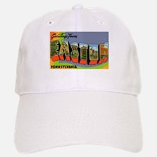 Easton Pennsylvania Greetings Baseball Baseball Cap
