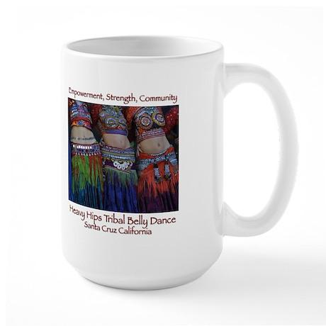 Heavy Hips Tribal Belly Dance Mug