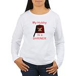 Shriners Women's Long Sleeve T-Shirt