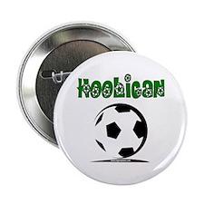 Futbol Hooligan Button