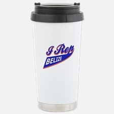 I rep Belize Stainless Steel Travel Mug