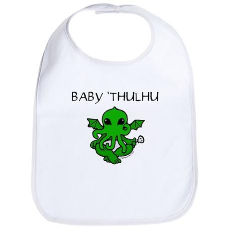 Baby 'thulhu, cute cthulhu Bib