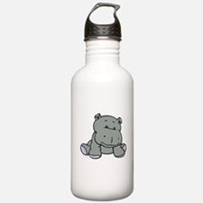 Hippo Baby Water Bottle