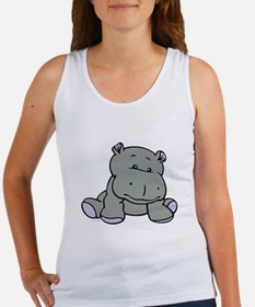 Hippo Baby Women's Tank Top