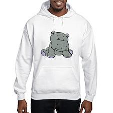 Hippo Baby Hoodie