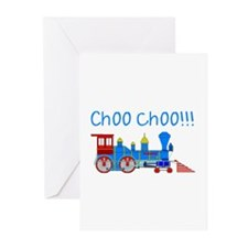 choo choo! Greeting Cards (Pk of 20)