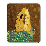 Klimt mousepads Mouse Pads