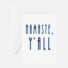 Namaste Yall Greeting Cards (Pk of 20)