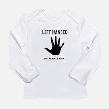 LEFT HANDED Long Sleeve T-Shirt