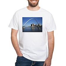 Millennium Bridge, Newcastle upon Tyne T-Shirt