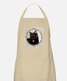 I Love Cats Apron