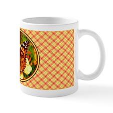 Butterfly Design Small Mug