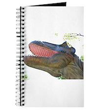 Tyrannosaurus T-Rex Dinosaur Journal