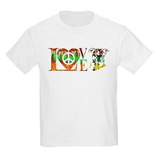PITBULL LOVE T-Shirt