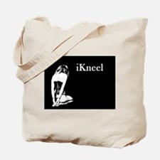 iKneel - BDSM Slave Design Tote Bag